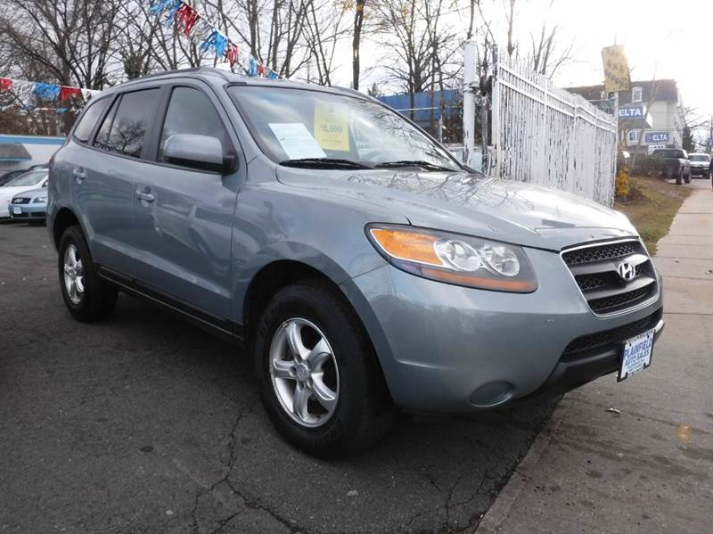 2007 hyundai santa fe awd gls 4dr suv in plainfield nj new plainfield auto sales. Black Bedroom Furniture Sets. Home Design Ideas