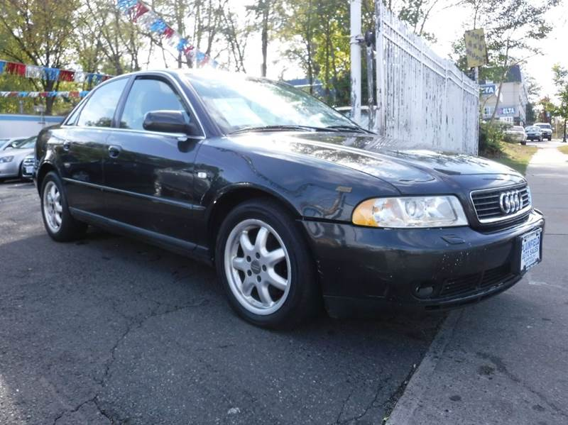 1999 audi a4 awd 4dr 2 8 quattro sedan in plainfield nj. Black Bedroom Furniture Sets. Home Design Ideas