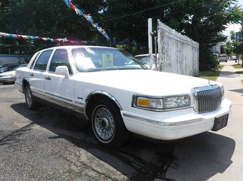 1997 Lincoln Town Car for sale in Plainfield, NJ