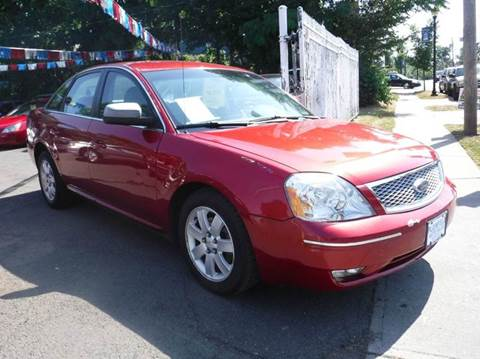 2007 Ford Five Hundred for sale in Plainfield, NJ
