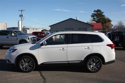 2018 Mitsubishi Outlander for sale in Perham, MN