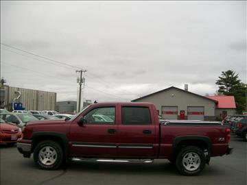 2006 Chevrolet Silverado 1500 for sale in Perham, MN