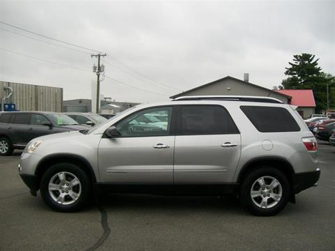 2007 GMC Acadia for sale in Perham, MN