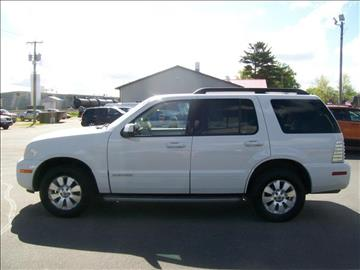 2010 Mercury Mountaineer for sale in Perham, MN