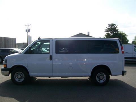 2016 Chevrolet Express Passenger for sale in Perham, MN