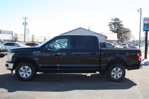 2018 Ford F-150 for sale in Perham, MN