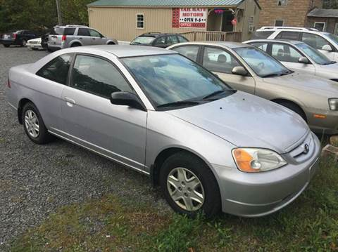 2003 Honda Civic for sale in Morgantown, WV