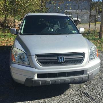 2004 Honda Pilot for sale in Morgantown, WV
