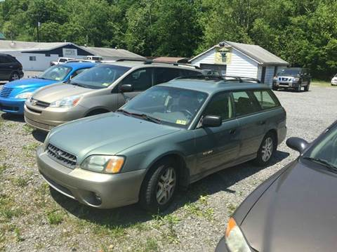 2003 Subaru Outback for sale in Morgantown, WV