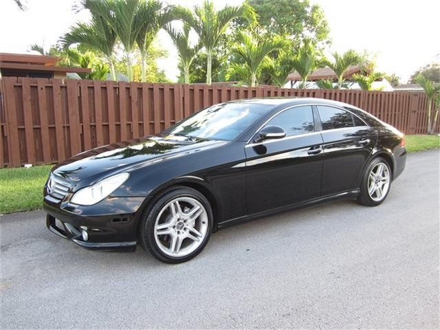 2006 MERCEDES-BENZ CLS-CLASS CLS500 4DR SEDAN black air filtration front air conditioning front