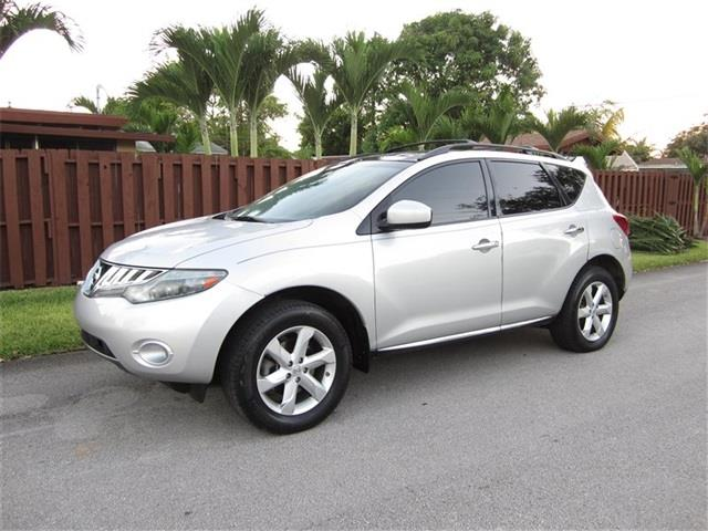 2009 NISSAN MURANO S 4DR SUV silver air filtration front air conditioning front air conditionin