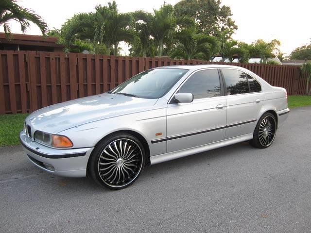 2000 BMW 5 SERIES 528I 4DR SEDAN silver front air conditioning front air conditioning zones dua