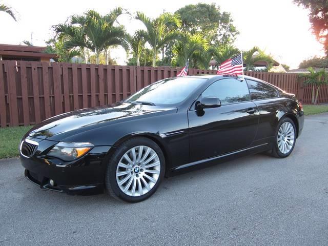 2005 BMW 6 SERIES 645CI 2DR COUPE black center console trim alloy dash trim alloy door trim a