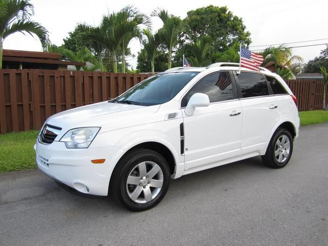2008 SATURN VUE XR 4DR SUV white door handle color chrome exhaust tip color stainless-steel m
