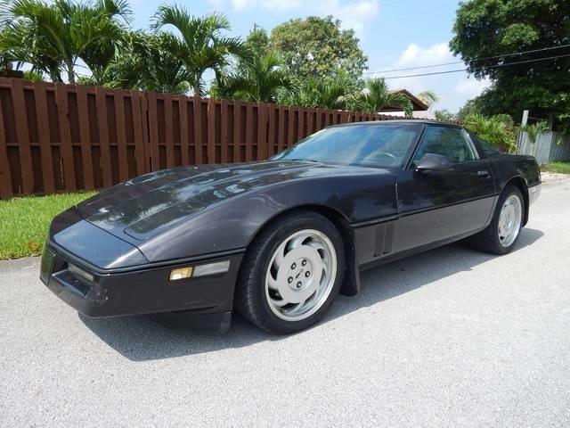 Used 1988 chevrolet corvette for sale for Teeter motor co used car division malvern ar