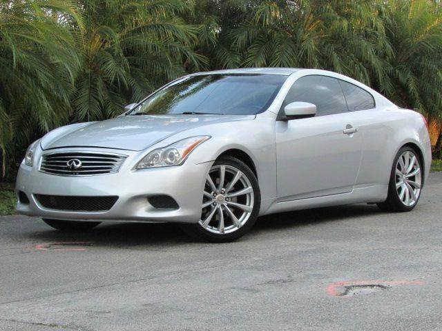 2008 INFINITI G37 silver mirror color body-color cruise control cupholders front and rear mu