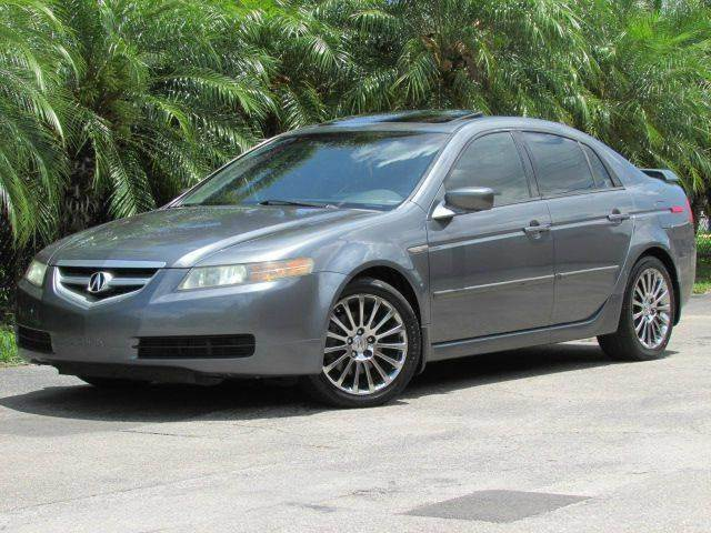 2005 ACURA TL 32 4DR SEDAN gray center console trim alloy and wood door trim alloy and leathe
