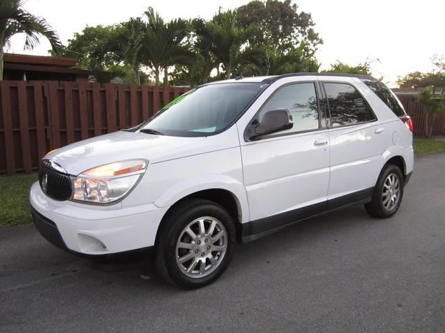 2007 BUICK RENDEZVOUS CX 4DR SUV white floor mat material carpet floor mats front floor mats