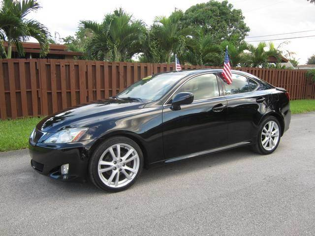 2006 LEXUS IS 250 BASE 4DR SEDAN 25L V6 6A black air filtration dash trim alloy door trim