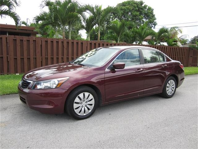2009 HONDA ACCORD LX 4DR SEDAN 5A burgundy air filtration front air conditioning front air cond