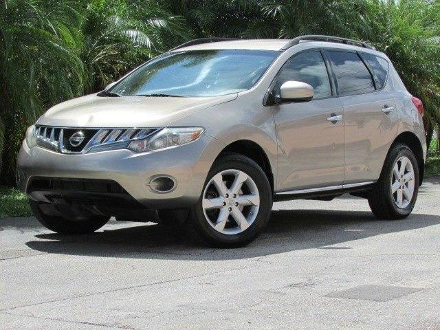 2009 NISSAN MURANO S 4DR SUV champagne air filtration front air conditioning front air conditio
