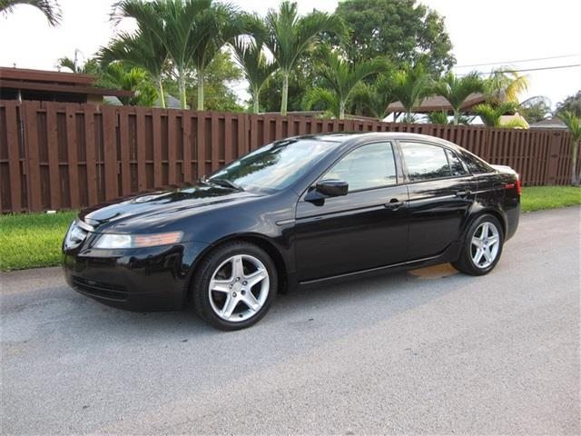 2005 ACURA TL 32 4DR SEDAN black front air conditioning front air conditioning zones front air