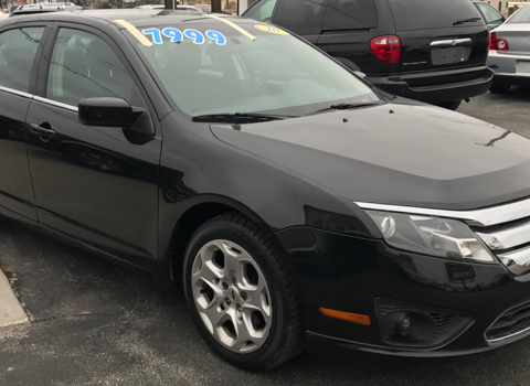 2010 Ford Fusion for sale in Port Huron, MI