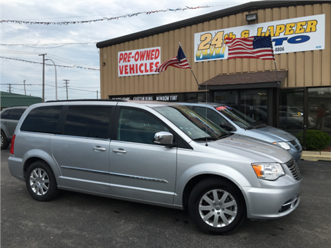 2012 Chrysler Town and Country for sale in Port Huron, MI