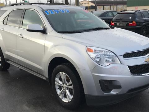 2014 Chevrolet Equinox for sale in Port Huron, MI