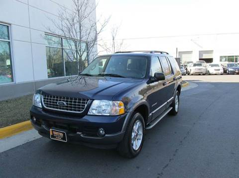 2004 Ford Explorer for sale in Chantilly, VA