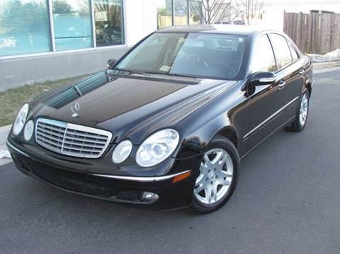2006 Mercedes-Benz E-Class for sale in Chantilly, VA