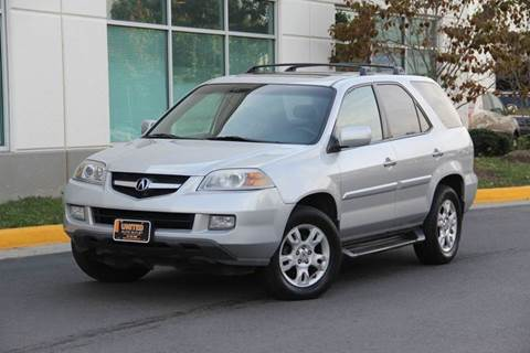 2004 Acura MDX for sale in Chantilly, VA
