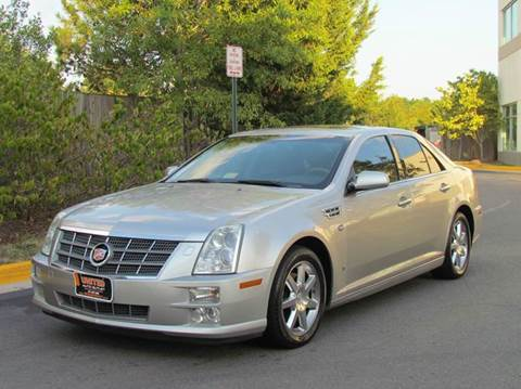 2008 cadillac sts for sale. Black Bedroom Furniture Sets. Home Design Ideas