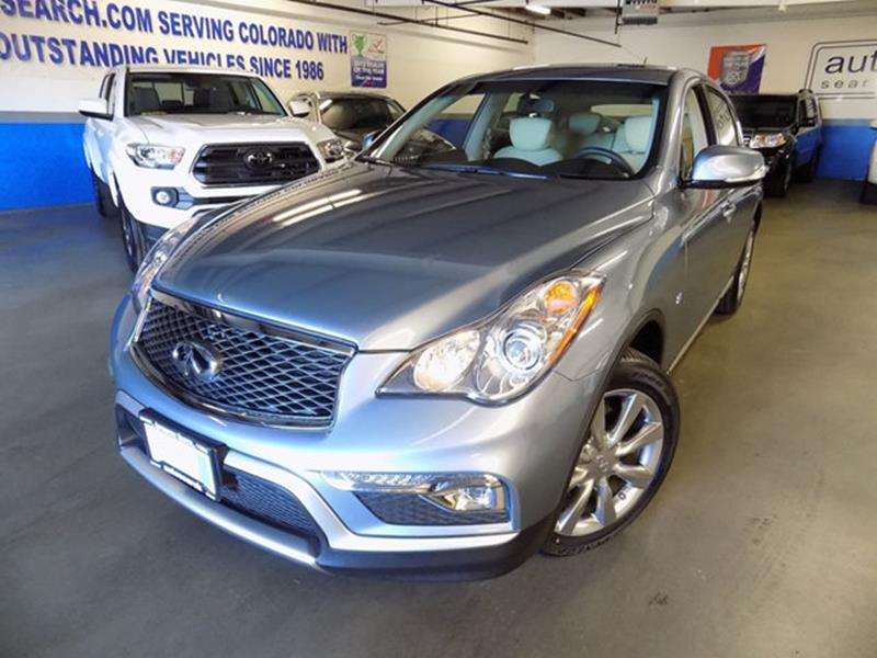 Used Infiniti Qx50 For Sale Denver Co Cargurus