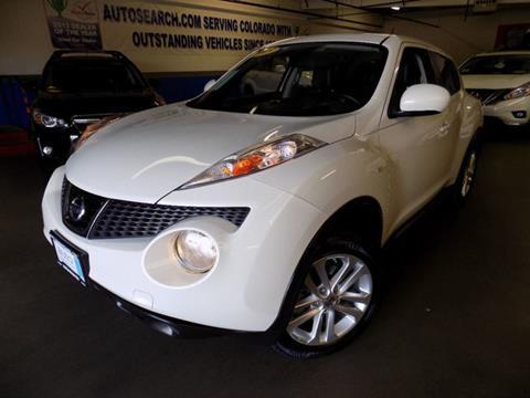 2013 Nissan JUKE for sale in Denver, CO