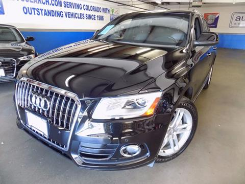 2015 Audi Q5 for sale in Denver, CO