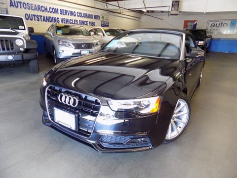 2016 Audi A5 for sale in Denver, CO