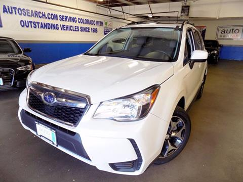 2015 Subaru Forester for sale in Denver, CO