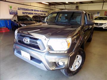 2012 Toyota Tacoma for sale in Denver, CO