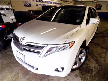 2013 Toyota Venza for sale in Denver, CO