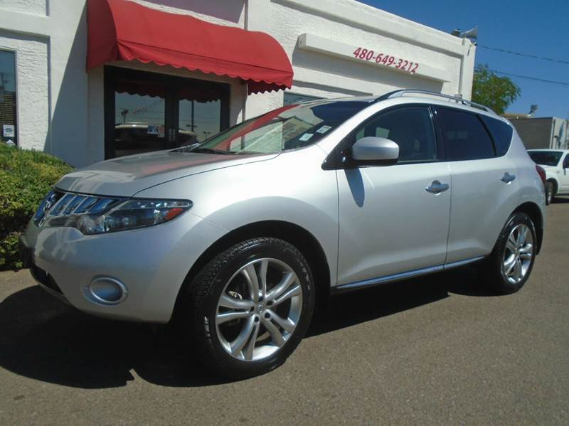 2009 nissan murano awd le 4dr suv in mesa az brown brothers automotive. Black Bedroom Furniture Sets. Home Design Ideas