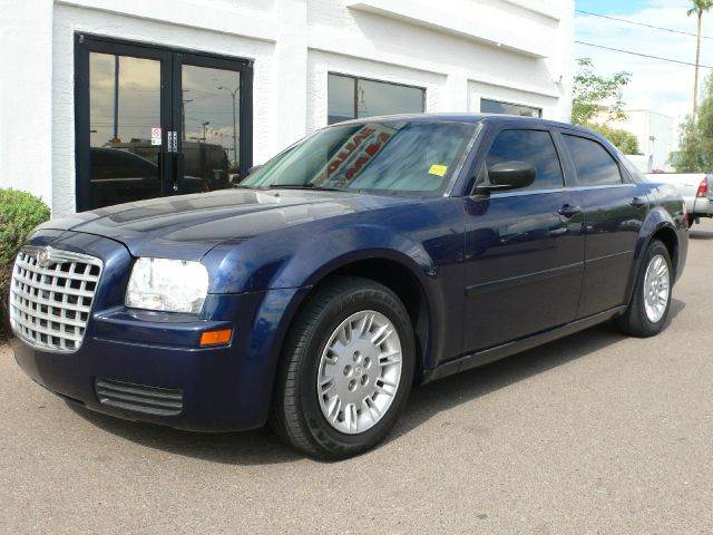 2006 CHRYSLER 300 BASE midnight blue pearl coat air conditioningamfm radioanti-brake system no