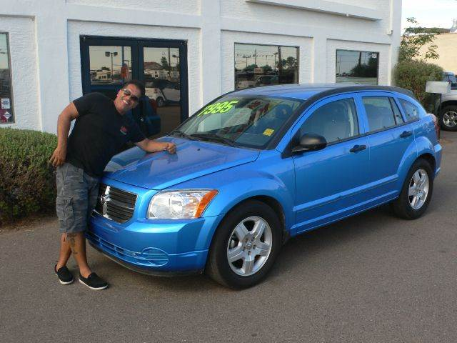 2008 DODGE CALIBER SXT surf blue pearl air conditioningalloy wheelsamfm radioanti-brake system