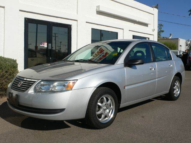 2006 SATURN ION SEDAN 2 WAUTO silver air conditioningamfm radioanti-brake system non-abs  4-