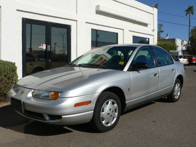 2002 SATURN S SERIES SL1 silver air conditioningamfm radioanti-brake system non-abs  4-wheel