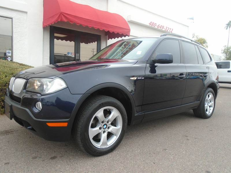2007 bmw x3 awd 4dr suv in mesa az brown brothers automotive. Black Bedroom Furniture Sets. Home Design Ideas
