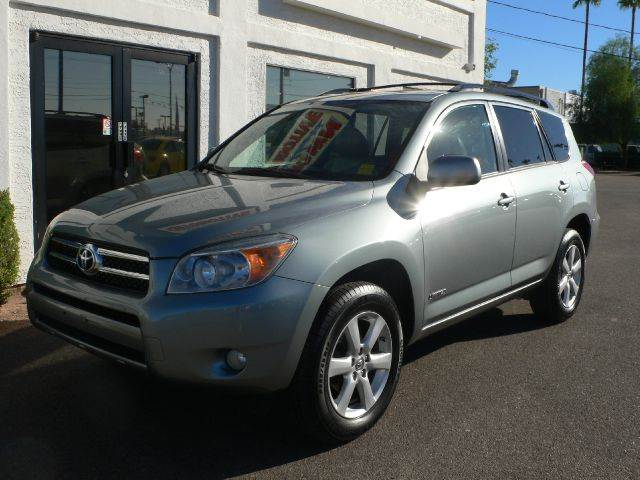 2006 TOYOTA RAV4 LIMITED I4 2WD blue abs brakesair conditioningamfm radioanti-brake system 4-