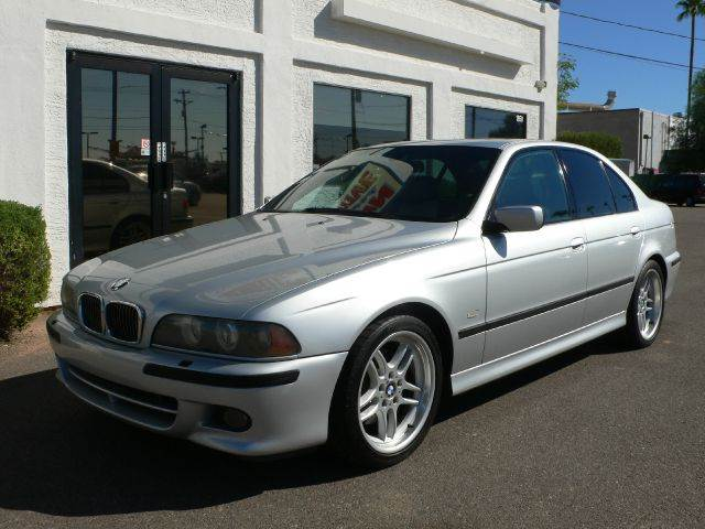 2003 BMW 5 SERIES 540I silver abs brakesair conditioningalloy wheelsamfm radioanti-brake syst