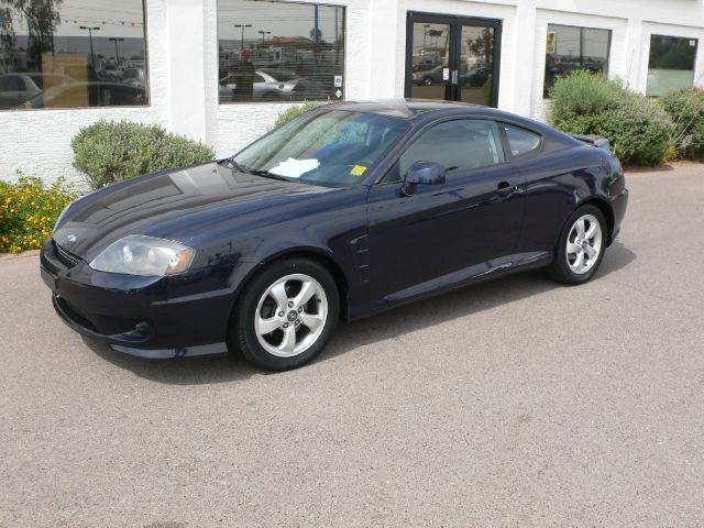 2006 HYUNDAI TIBURON GS blue abs brakesair conditioningalloy wheelsamfm radioanti-brake syste