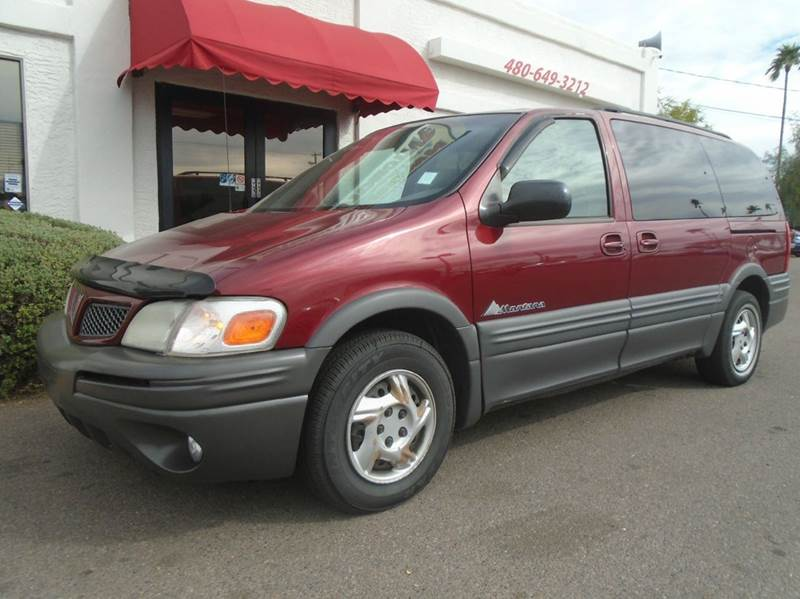 2002 pontiac montana base fwd 4dr extended mini van in. Black Bedroom Furniture Sets. Home Design Ideas